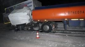 бензовоз, прицеп, дтп|Фото:http://66.gibdd.ru