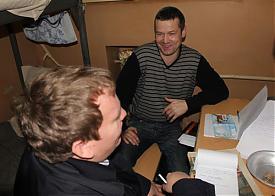 Леонид развозжаев в СИЗО Челябинска|Фото: sevastyanov-a.livejournal.com