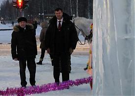 Нефтеюганск городок|Фото: пресс-служба администрации Нефтеюганска