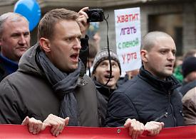 алексей навальный сергей удальцов|Фото: