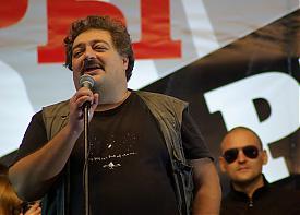 Дмитрий Быков Сергей Удальцов|Фото: