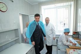 Михаил Юревич больница|Фото:gubernator74.ru