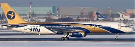 "Боинг 757-200 авиакомпании ""I-FLY""|Фото: bulatdar.livejournal.com"