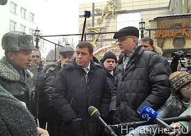 объезд Екатеринбург уборка снег дороги Куйвашев Демин Липович Якоб|Фото: Накануне.RU