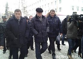 объезд Екатеринбург уборка снег дороги Куйвашев Якоб|Фото: Накануне.RU