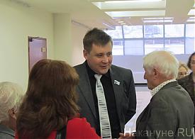 конференция за справедливое жкх Андрей Жуковский|Фото: Накануне.RU