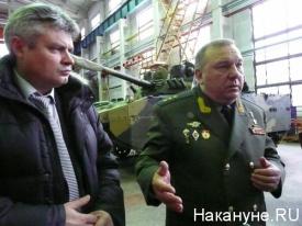 Владимир Шаманов Курганмашзавод|Фото: Накануне.RU