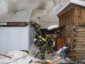 пожар, шадринск|Фото: 45.mchs.gov.ru