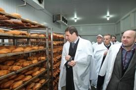 Михаил Юревич мясоперерабатывающий завод|Фото:gubernator74.ru