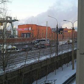 цинковый завод Челябинск падение метеорита|Фото:vk.com