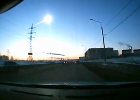 взрыв метеорит самолет челябинск|Фото:
