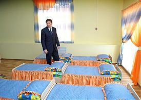 Михаил Юревич детский сад|Фото: gubernator74.ru