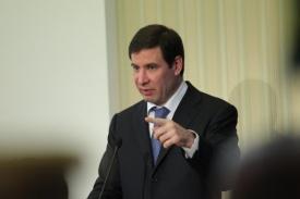 Михаил Юревич послание Законодательному собранию|Фото:gubernator74.ru