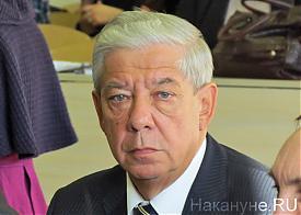 заседание союза журналистов Александр Левин, председатель свердловского союза журналистов|Фото: Накануне.RU