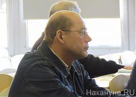 заседание союза журналистов Анатолий Гущин журналист|Фото: Накануне.RU