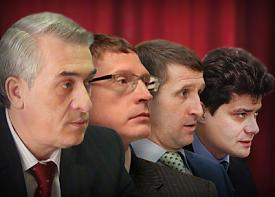 коллаж Александр Высокинский, Яков Силин, Евгений Артюх, Александр Бурков|Фото: