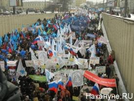 марш в защиту детей, Москва|Фото:Накануне.RU