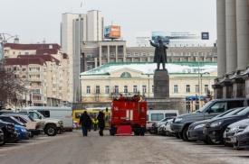 эвакуация, мэрия, спецслужбы|Фото: alshevskix.livejournal.com