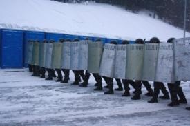 омон полиция беспорядки хмао|Фото: http://86.mvd.ru