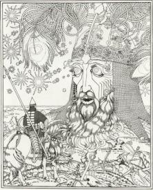 Сказочная голова Меч кладенец сказка|Фото:commons.wikimedia.org