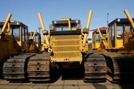болотоходный трактор Т-10МБ Челябинский тракторный завод|Фото:пресс-служба Челябинского тракторного завода
