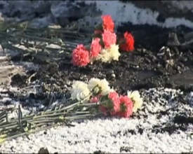 лада приора пожар сгорел участковый когалым|Фото: