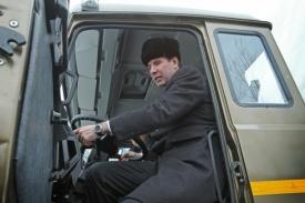 Юревич на автозаводе в Миассе|Фото:gubernator74.ru