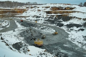 фабрика по добыче золота Еткуль Фото:gubernator74.ru