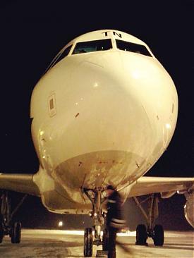 А-320 Airbus Alitalia Кольцово|Фото:Накануне.RU