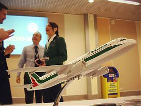 авиакомпания Алиталия Alitalia|Фото:Накануне.RU