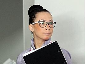 Чебыкина Ольга, ведущая, главный редактор телеканала Malina|Фото: malina.am