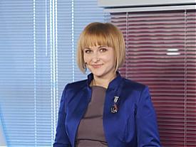 Дегай Екатерина, ведущая, генеральный директор телеканала Malina|Фото: malina.am