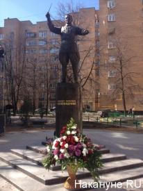 открытие памятника Александрову|Фото:Накануне.RU