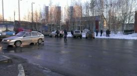 полиция дпс перекрытие улицы угроза Никандров Нижневартовск|Фото: