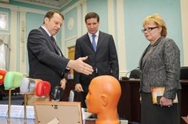 Юревич Мурзина изобретатели|Фото:gubernator74.ru