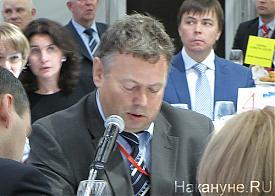 Медведков - директор департамента торговых переговоров министерства экономического развития РФ|Фото: Накануне.RU