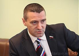Александр Ильтяков депутат Государственной думы Курган|Фото: Накануне.RU