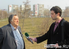 Александр Проханов Фото: Накануне.RU