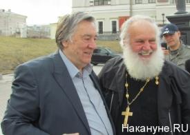 Александр Проханов Александр Меняйло Фото: Накануне.RU