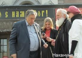 Александр Проханов храм-на-крови Фото: Накануне.RU