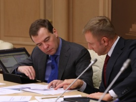 Медведев, Ливанов|Фото: