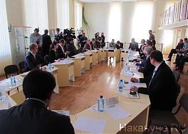 заседание ОНФ|Фото: Накануне.RU