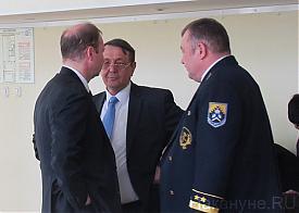 заседание ОНФ, Шептий, Сухов, Косарев|Фото: Накануне.RU