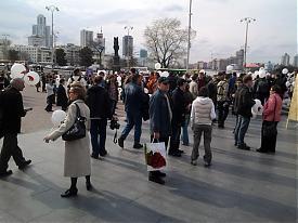 митинг 6 мая Екатеринбург Фото:Накануне.RU