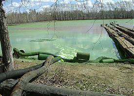 река Чусовая, отходы, экология, русский хром 1915|Фото: varnac.livejournal.com