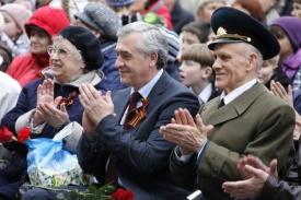 силин, ветераны, день победы Фото:http://gubernator96.ru