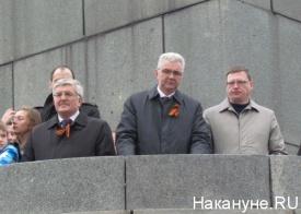 парад победы, 9 мая, екатеринбург, порунов, якоб, бурков|Фото: Накануне.RU