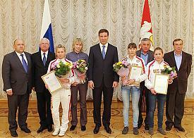 Юревич бокс чемпионки|Фото: gubernator74.ru