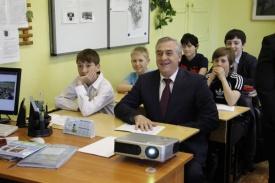яков силин, школа|Фото:http://gubernator96.ru