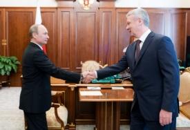 собянин, путин Фото: правительство москвы